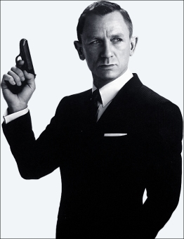 Daniel Craig James-Bond