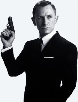 Daniel Craig James-Bond