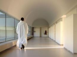 John Pawson monastery
