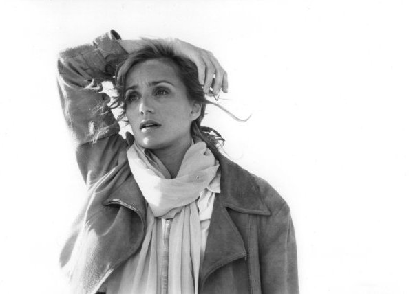 Kristin Scott Thomas in The English Patient