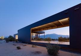 Marmol Radziner Desert House 1